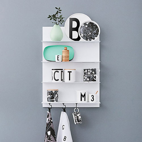 Design Letters White Paper A2 hylly