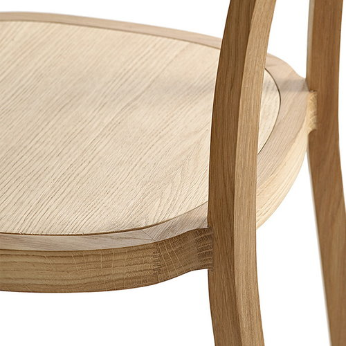 Woodnotes Siro+ chair, oak