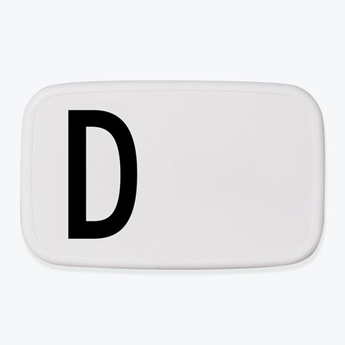 Design Letters Personal Lunch box, A-Z