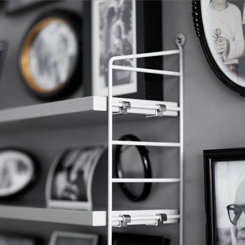 String String Pocket shelf, grey