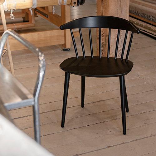 Hay J104 tuoli, musta