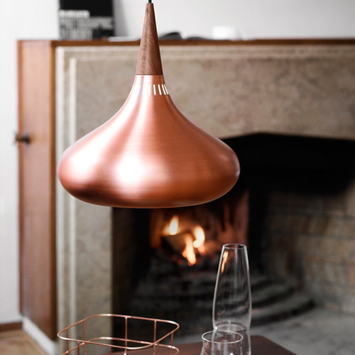 Lightyears Orient P2 lamp, copper