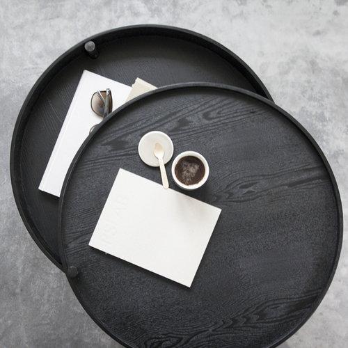 Menu Turning Table, white
