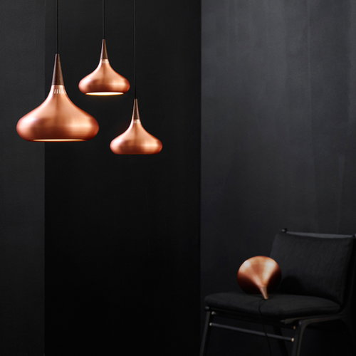 Lightyears Orient P1 lamp, copper