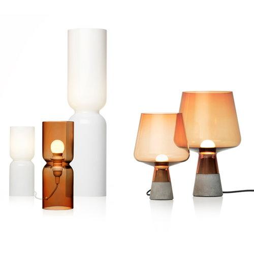 Iittala Lampada Lantern 250 mm, rame