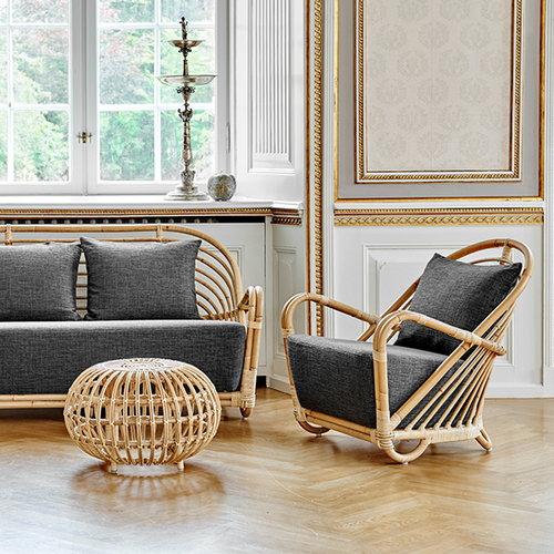 Sika-Design Charlottenborg chair, light green