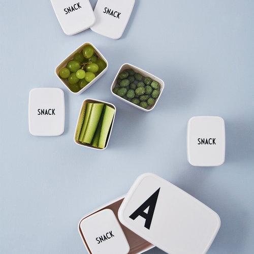 Design Letters Snack box
