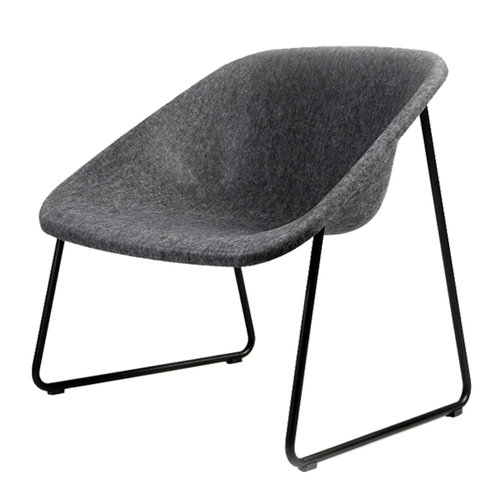 Inno Kola tuoli, musta