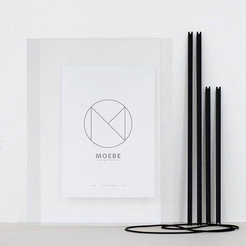 Moebe Kehys, musta