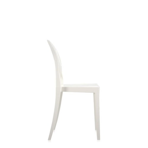 Kartell Victoria Ghost chair, white