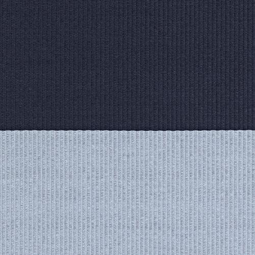 Woodnotes Tappeto Fourways, antiscivolo, turchese-blu scuro
