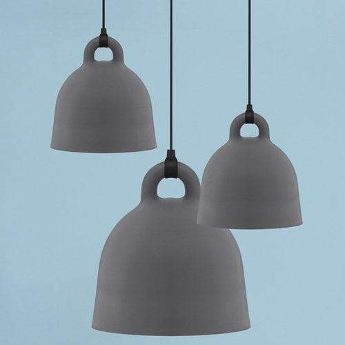 Normann Copenhagen Bell lamp S, sand