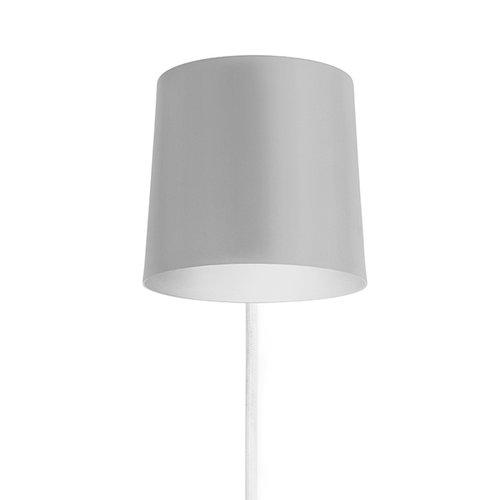 Normann Copenhagen Rise wall lamp, grey