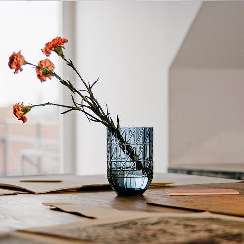 Hay Colour vase, L, blue