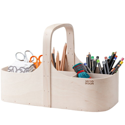 Verso Design Koppa tool box, birch