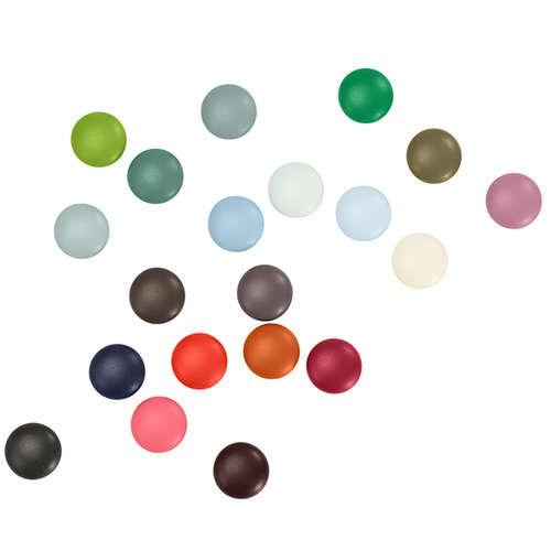 Vitra Magnet Dots, tumma
