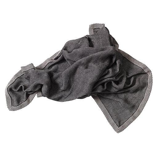Muuto Ripple throw, bluish black