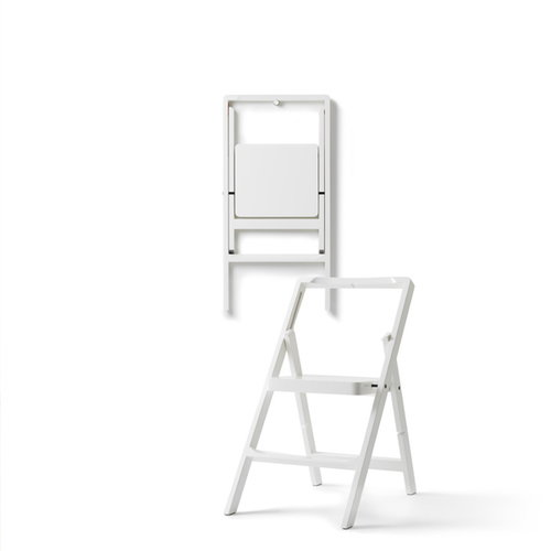 Design House Stockholm Step Mini tikkaat, valkoinen
