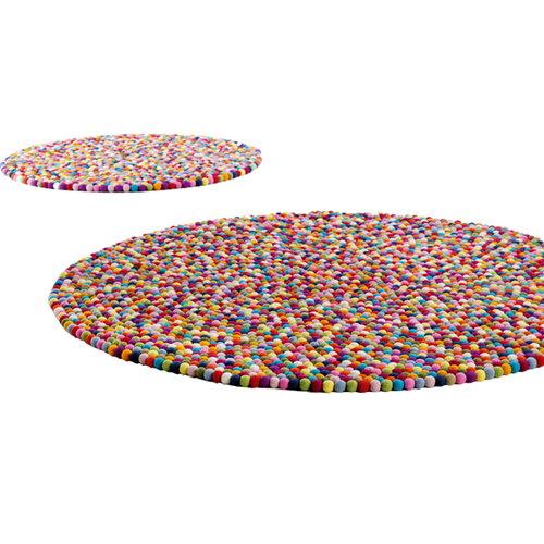 Hay Pinocchio carpet, multi colour
