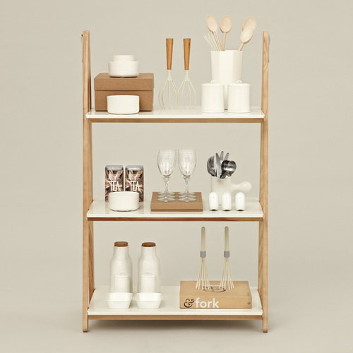 Normann Copenhagen One Step Up hylly, matala
