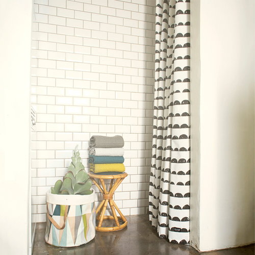 Ballard designs shower curtain
