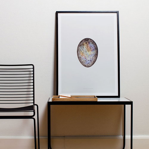 Paper Collective Translucent Egg poster