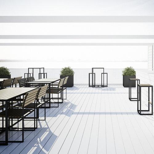 R�shults Garden bar table