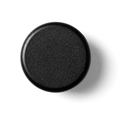 Menu Knobs hooks 2-pack, black