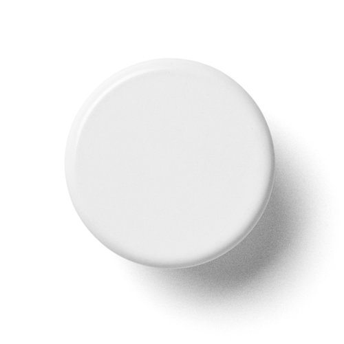 Menu Knobs hooks 2-pack, white