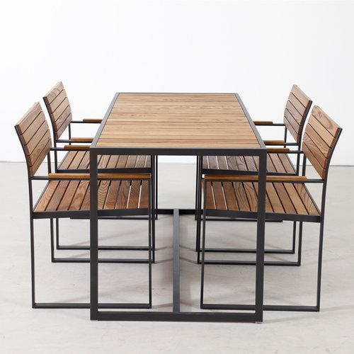 R�shults Garden Bistro 6 table
