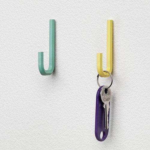 NakNak Hex Key, 2 pcs, green