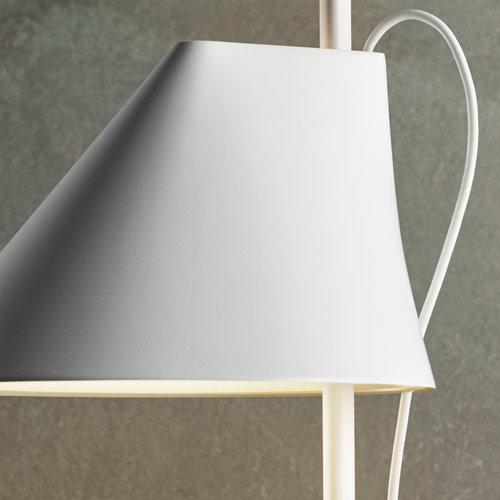 Louis Poulsen YUH wall lamp LED, white