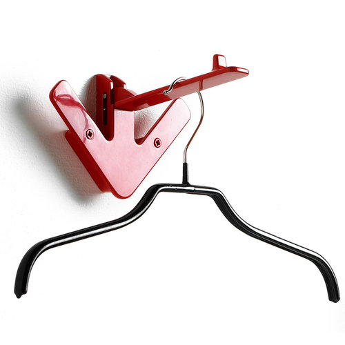Design House Stockholm Arrow hanger, red