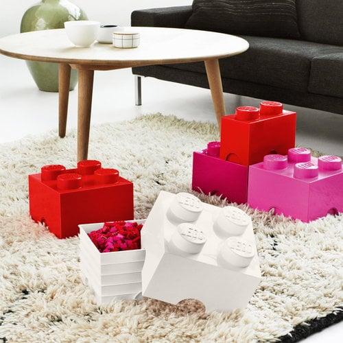 Room Copenhagen Lego s�ilytyslaatikko 4, musta