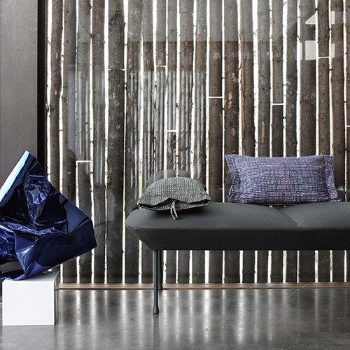 Muuto Accent cushion, blue