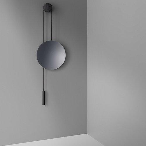 New Works Rise & Shine sein�peili, musta ter�s