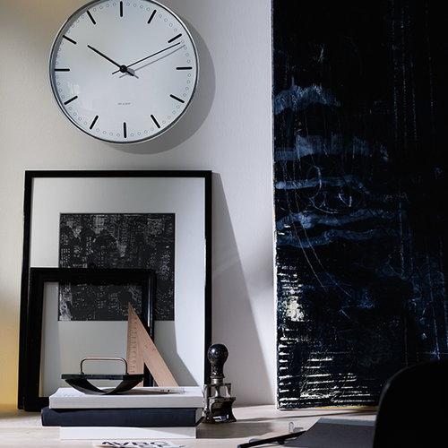 Arne Jacobsen AJ City Hall sein�kello, 16 cm