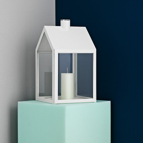 Normann Copenhagen Lanterna LightHouse, nera