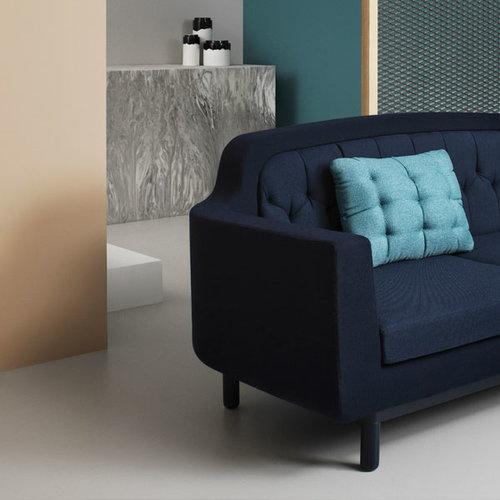 Normann Copenhagen Onkel sohva, sininen