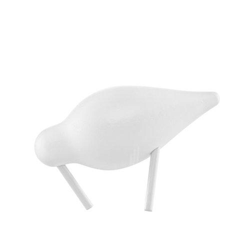 Normann Copenhagen Shorebird, pieni, valkoinen