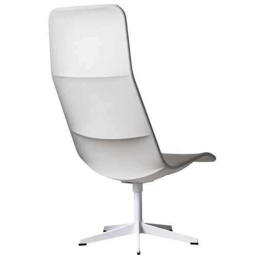 Swedese Kite easy chair, light grey