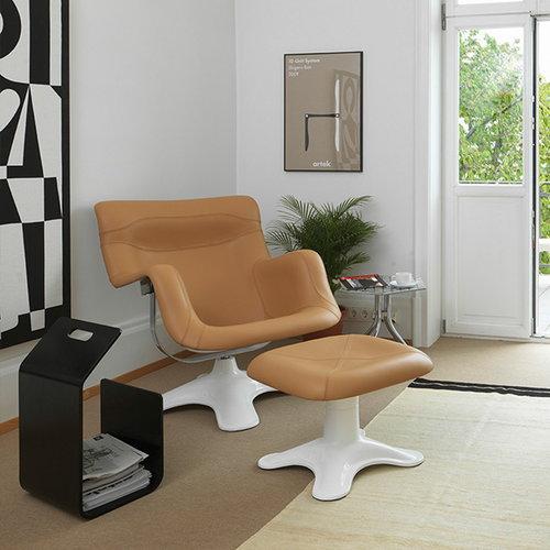 Artek Karuselli tuoli, nougat-valkoinen