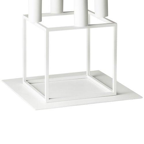 By Lassen Kubus 4 base, white