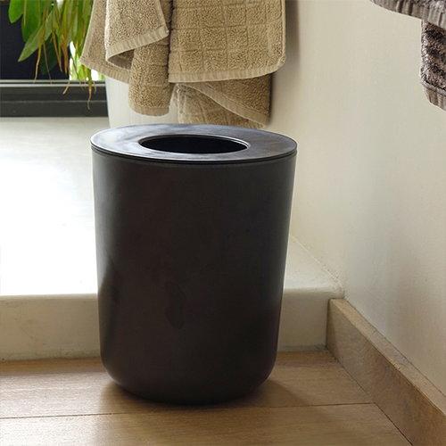 Ekobo BIOBU Bano waste bin, stone