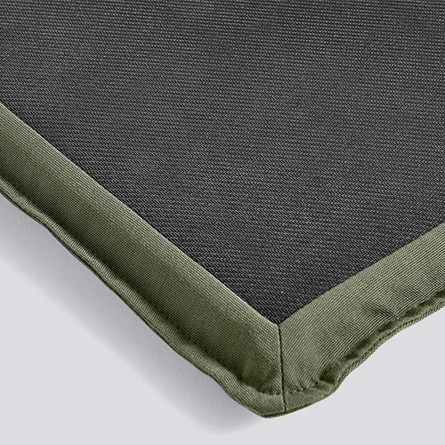 Hay Palissade seat cushion for lounge sofa, anthracite