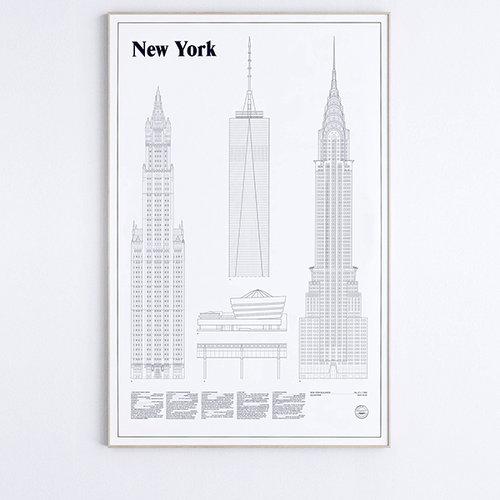 Studio Esinam New York Elevations juliste