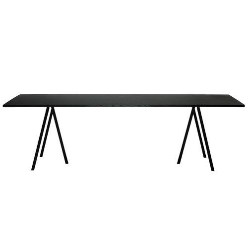 hay loop stand frame 2 pcs black finnish design shop. Black Bedroom Furniture Sets. Home Design Ideas