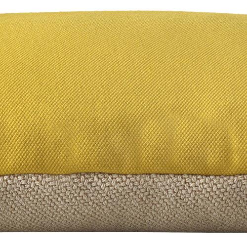 Muuto Mingle tyyny 50 x 50 cm, keltainen