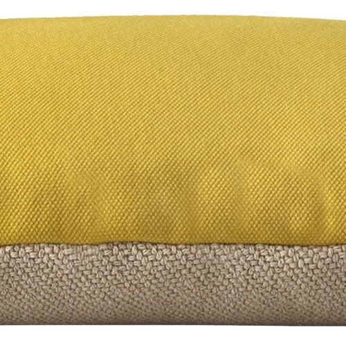 Muuto Mingle cushion, yellow