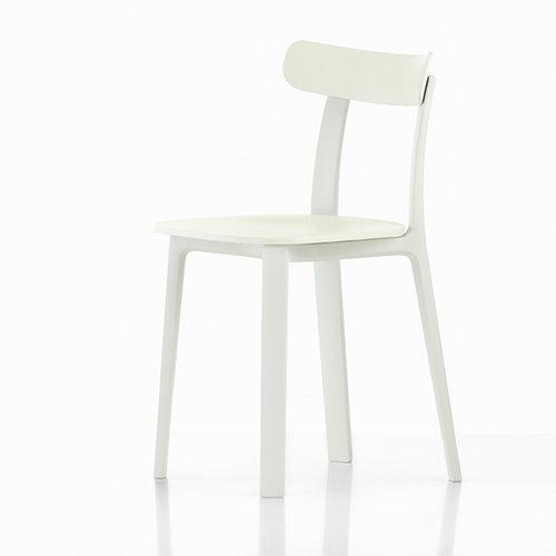 Vitra All Plastic Chair, white